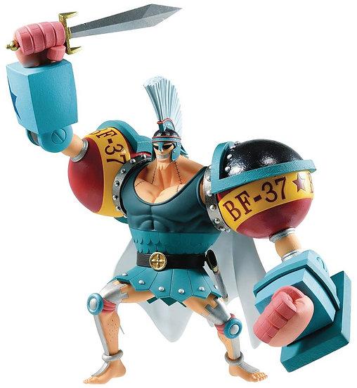 "Franky ""One Piece: Stampede"", Ichiban Figure"