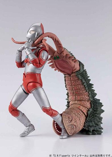 Twintail Return Of Ultraman SH Figuarts Bandai