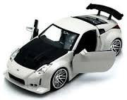 Nissan 350 Z 2003 Jada Toys 1/24