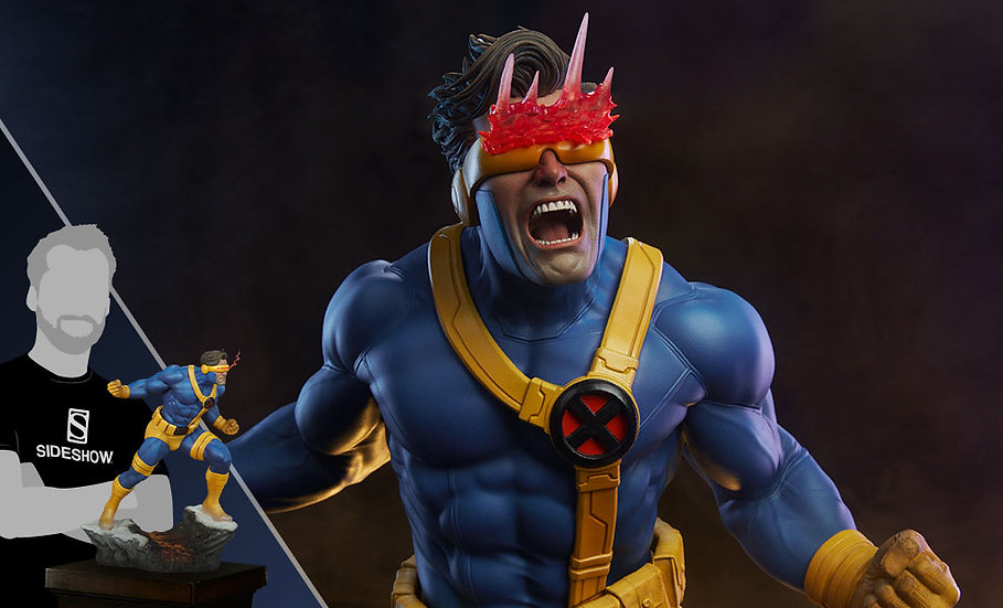 Cyclops Premium Format? Figure by Sideshow Collectibles