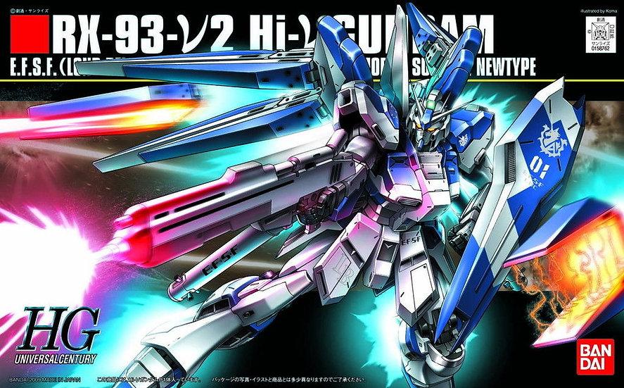 """#95 Hi-Nu Gundam """"Char's Counterattack"""", Bandai HGUC"""