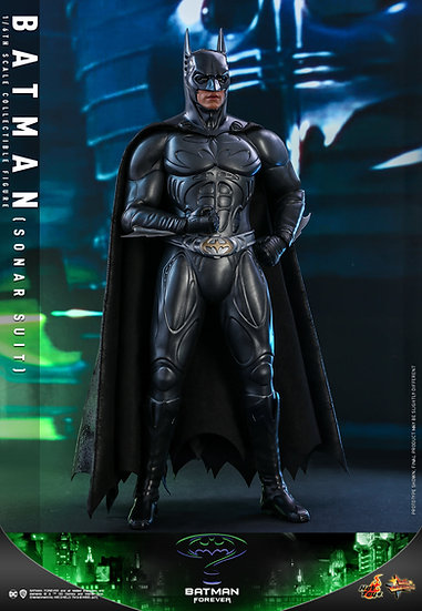 Batman (Sonar Suit) Batman Forever by Hot Toys