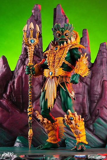 Mer-Man Masters of the Universe  1/6 Figure by Mondo