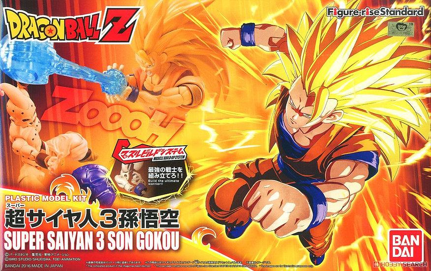 Goku Super Saiyan 3 Figure-rise Standard