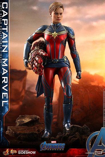 Captain Marvel Avengers: Endgame Hot Toys 1/6