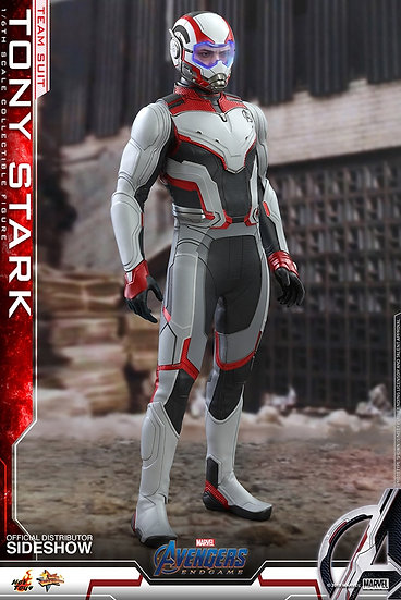 Tony Stark (Team Suit) 1/6 by Hot Toys Avengers: Endgame