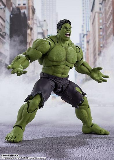 Hulk Avengers Assemble Edition Avengers Bandai SH Figuarts