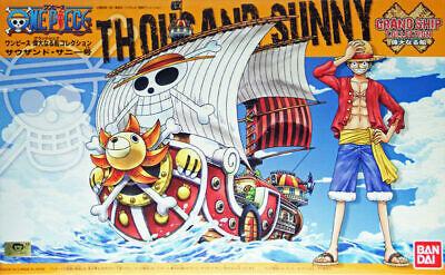 01 Thousand Sunny Model Ship, Bandai One Piece GSC Pre Orden