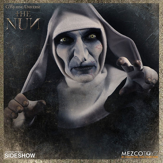 The Nun The Conjuring Universe by Mezco Toys