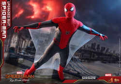 Spider-Man (Upgraded Suit) Far From Home by Hot Toys Pre Orden