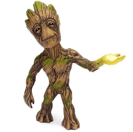 Groot Guardianes de la Galaxia Jada Toys 17 cm , 100% metal