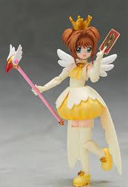"Sakura Kinomoto ""Cardcaptor Sakura"" Bandai SH Figuarts"