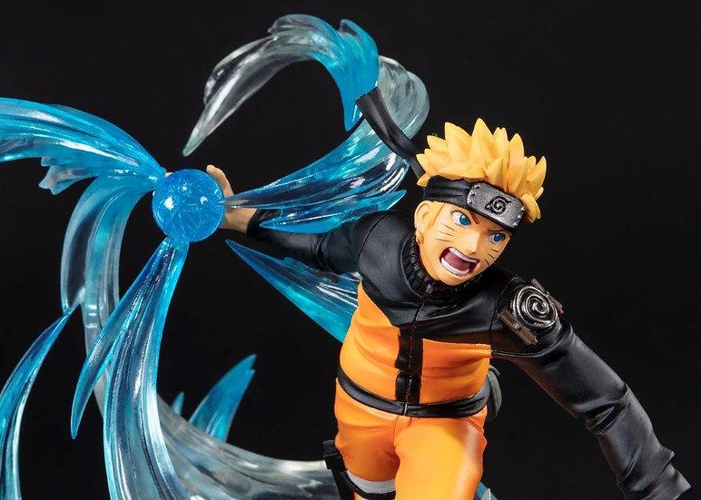 Naruto Uzumaki -SHIPPUDEN- KIZUNA Relation Figuarts ZERO Bandai