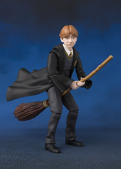 """Ron Weasley """"Harry Potter and the Sorcerer's Stone"""" Bandai SH.Figuarts"""