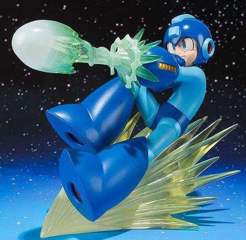 Megaman Figuarts Zero Statue Bandai