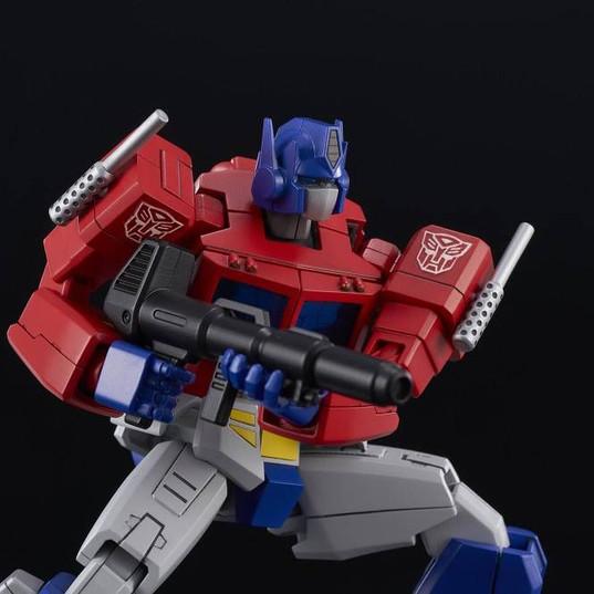 "Optimus Prime (G1 Ver.) ""Transformers"", Flame Toys Furai Mode"