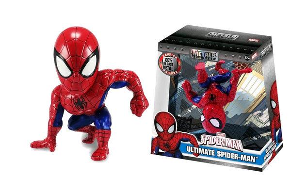 Marvel Ultimate Spiderman  Jada Toys 17 cm , 100% metal