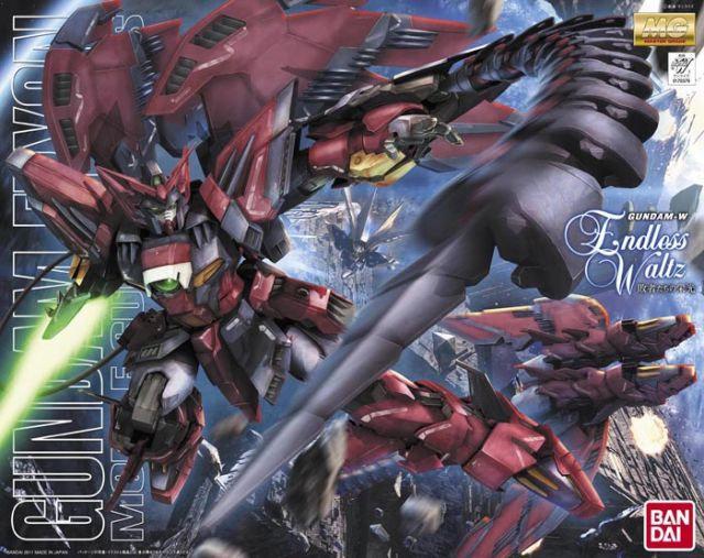 Gundam Epyon ver EW Bandai Master Grade 1/100