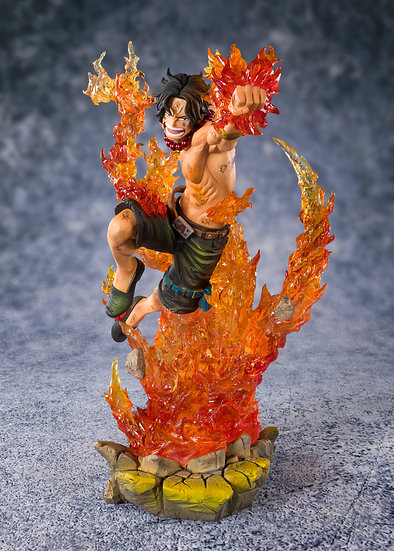 Portgas?D?Ace -Commander of the Whitebeard ONE PIECE Bandai Figuarts Zero