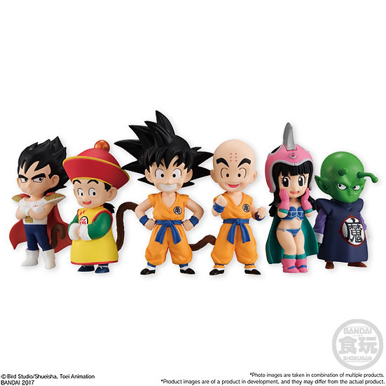 Dragon Children Vol. 1 Dragon Ball Bandai Adverge EX