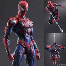 Spiderman Marvel Universe Variant Play Arts Kai Square Enix
