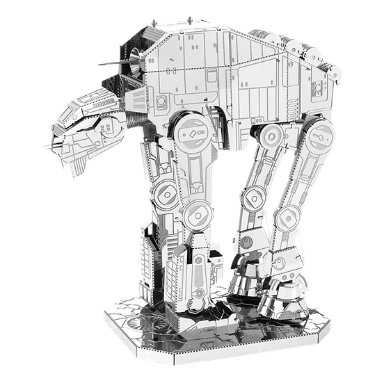 Star Wars AT-M6 Heavy Assault Walker by Metal Earth