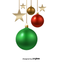 —Pngtree—christmas ornament hanging free