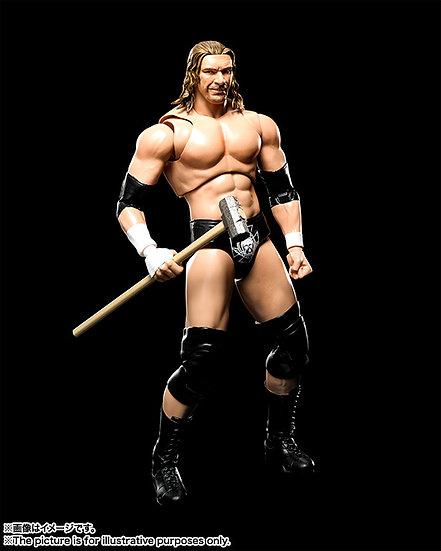 Triple H WWE Bandai Sh Figuarts
