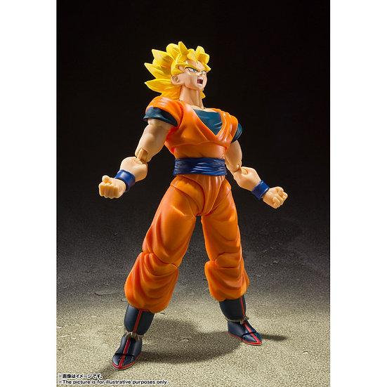 Super Saiyan Full Power Son Goku SH Figuarts Bandai