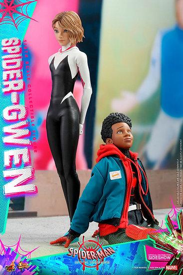 Spider-Gwen by Hot Toys spider-Man: Into the Spider-Verse