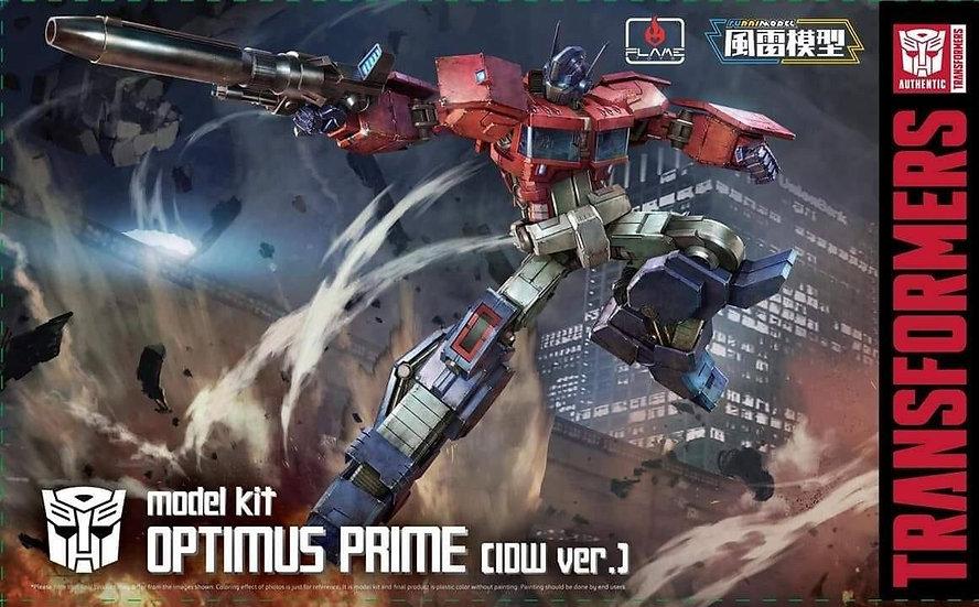 "Optimus Prime (IDW Ver.) ""Transformers"", Flame Toys Furai Model"