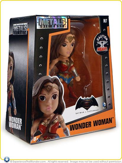 Wonder Woman B De Metal 12 Cm Jada Toys