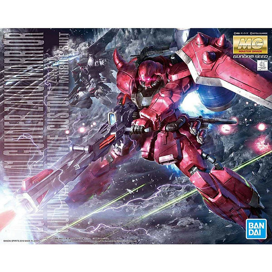 Gunner Zaku Warrior MG 1/100 Bandai