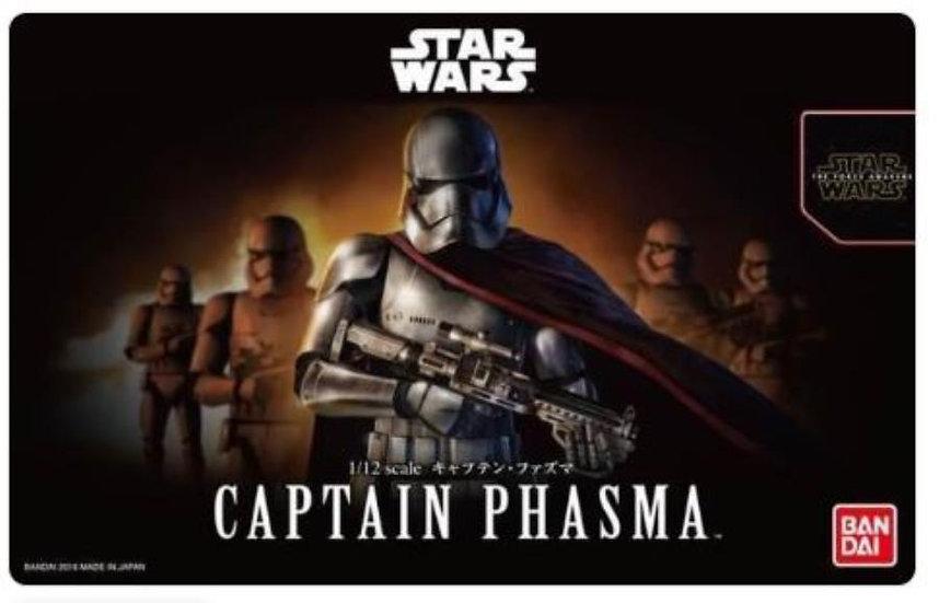 Capitan Phasma Star Wars Bandai