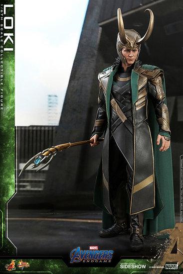 Loki Avengers EndGame by Hot Toys
