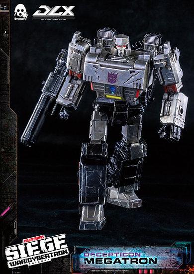 Megatron by Threezero DLX Transformers: War for  Cybertron Trilogy