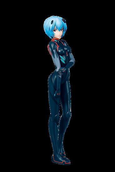 """Rei Ayanami (Evangelion: 3.0+1.0) """"Evangelion"""", Bandai Ichiban Figure"""