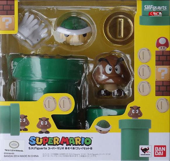 Super Mario Bros. Diorama Playset B Sh Figuarts
