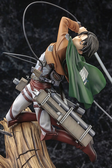 Levi (Renewal Package Variant) by Kotobukiya