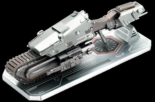 Star Wars First Order Treadspeeder by Metal Earth