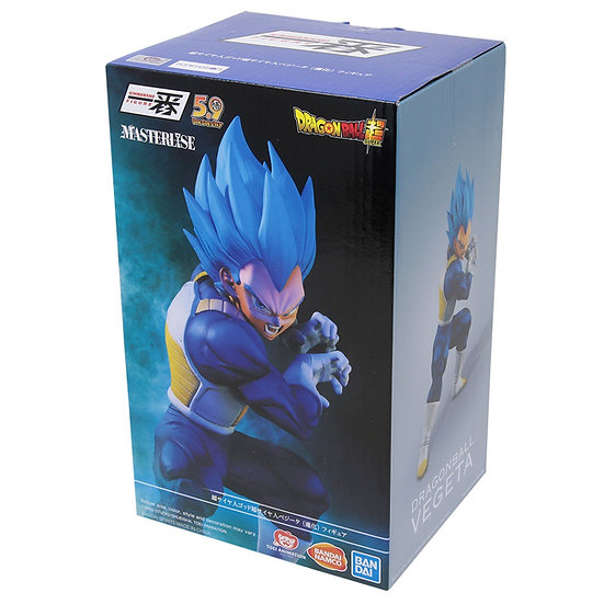 Super Saiyan God Evolved Vegeta Ultimate Variation Dragon Ball Bandai Ichiban