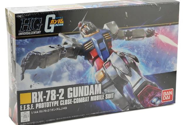 """#191 RX-78-2 Gundam (Revive) """"Mobile Suit Gundam"""", Bandai HGUC"""