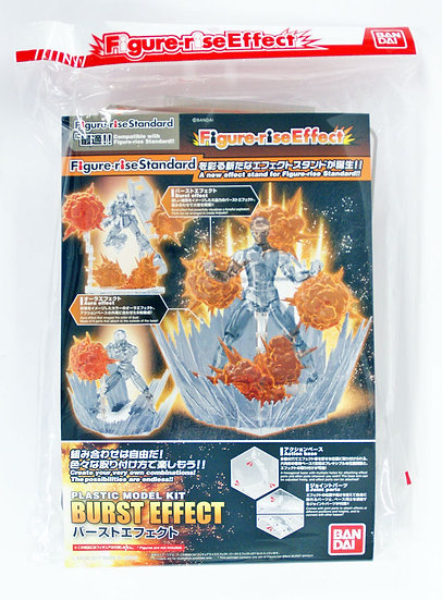 Burst Efecto Figure Rise Efecto by Bandai