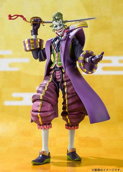 The Joker Sh Figuarts Demon King Of The Sixth Heaven Ninja Batman Bandai