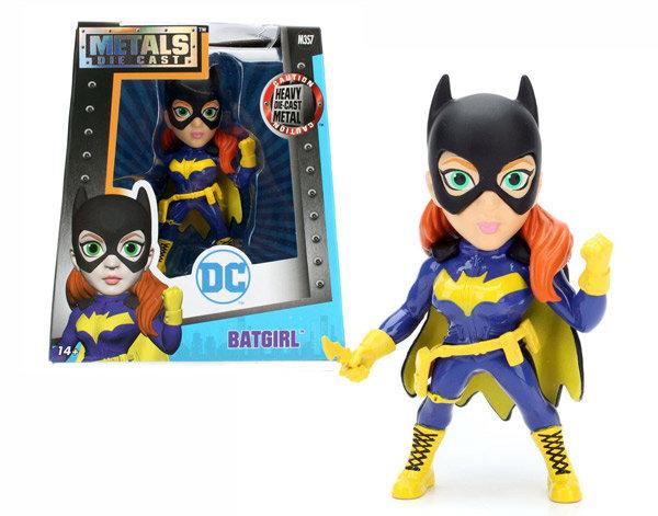 Batgirl Jada toys, 100% metal 13 cm