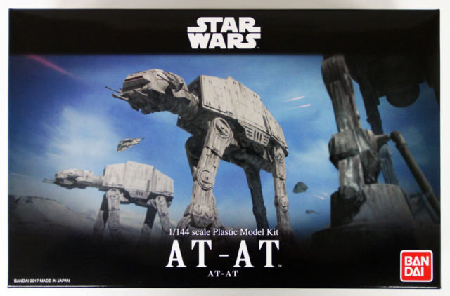 AT-AT  Star Wars Bandai 1/144 Model Kit