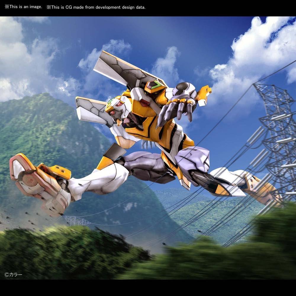 "Evangelion Unit-00 ""Neon Genesis Evangelion"", Bandai Spirits RG 1/144"