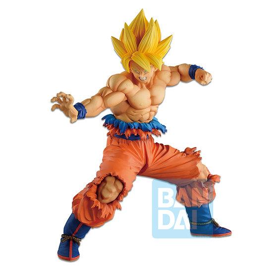 """Super Saiyan Son Goku (Vs Omnibus Z) """"Dragon Ball"""", Bandai  Ichibansho"""