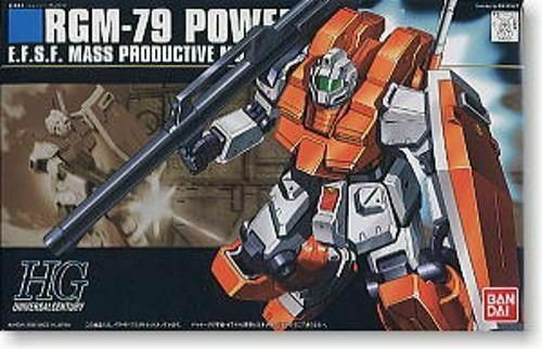 "#67 RGM-79 Powered GM ""Gundam 0083"", Bandai HGUC"