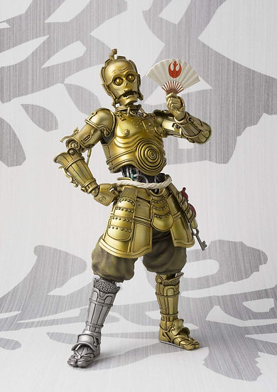 Honyaku Karakuri C-3PO Star Wars Bandai Meisho Movie Realization